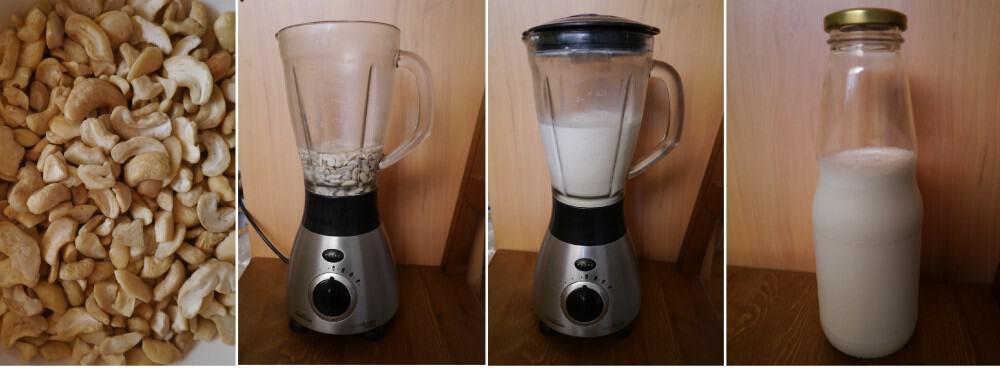 How to…make cashew nut milk