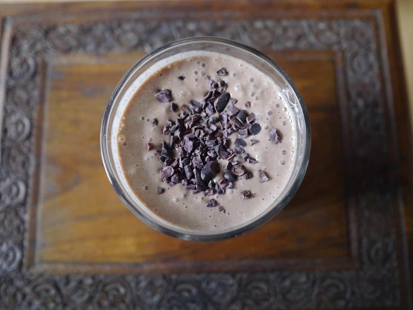 Recipe! Cacao Banana Smoothie