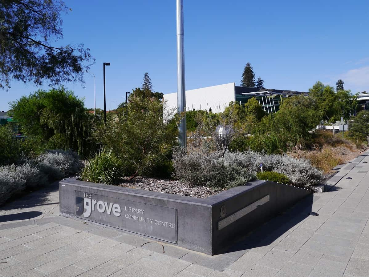 GroveLibrary