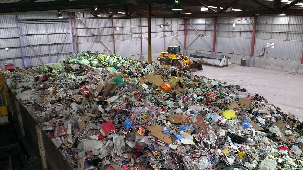 Recycling MRF Perth WA