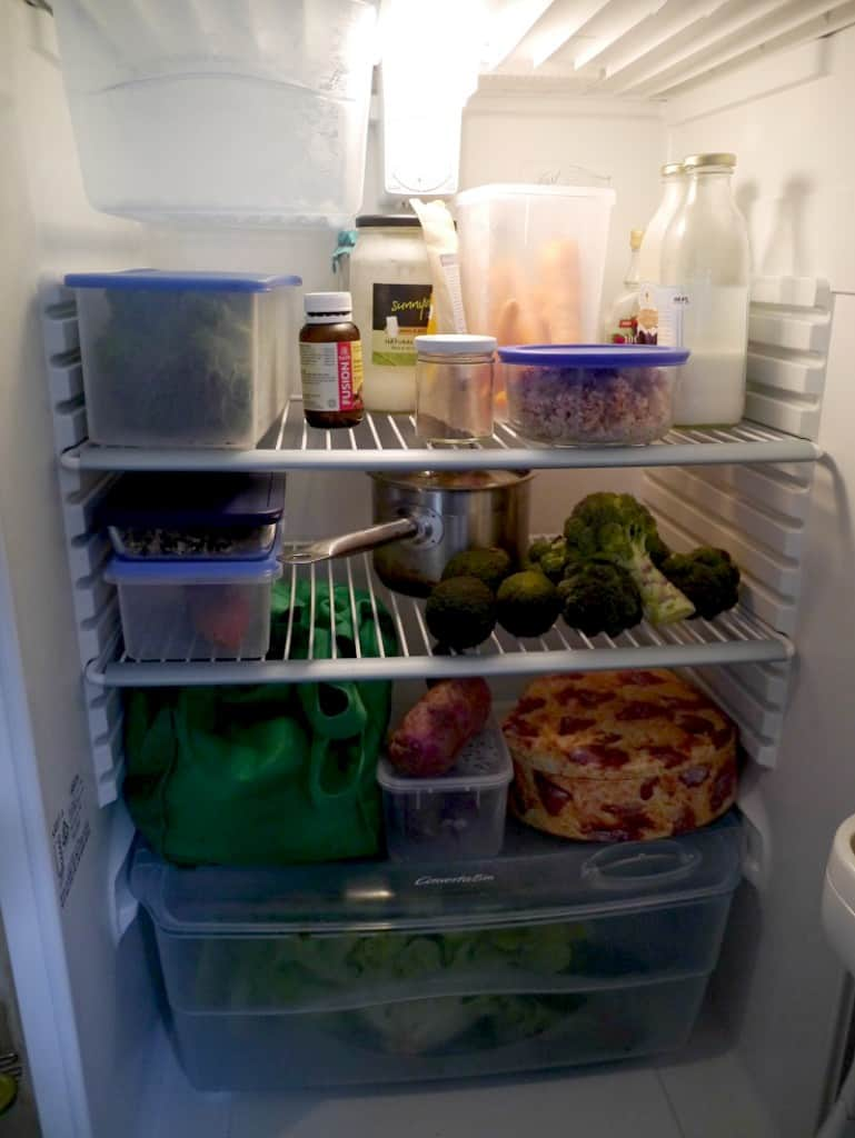Monday Fridge