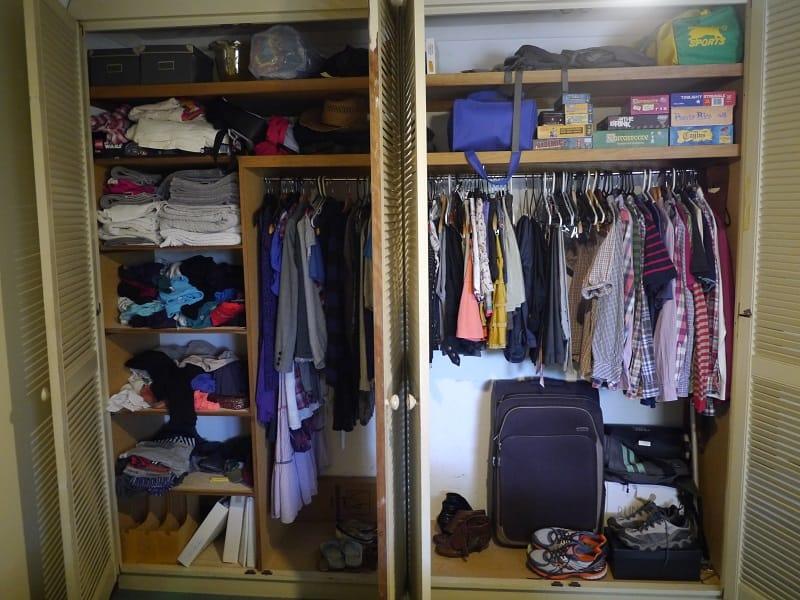 Minimalist…or (Closet) Hoarder?
