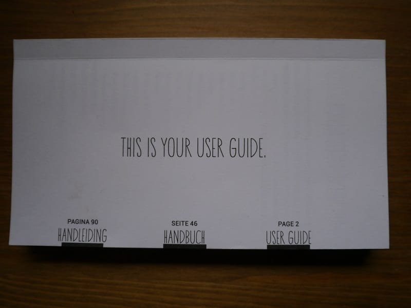 Fairphone user guide