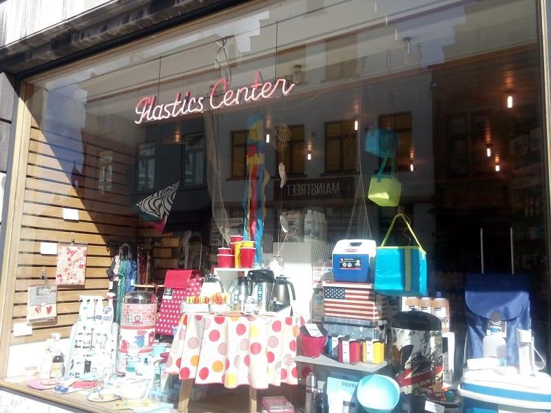 My Worst Nightmare Plastic Shop Bruges
