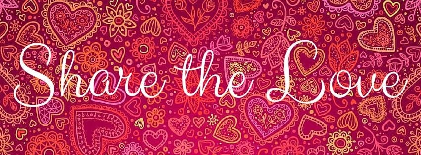 Share the Love…(I'd Love Your Help!)