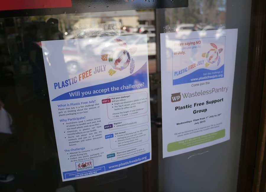 PFJ Shop Signs Wasteless Pantry