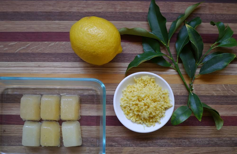 Zero Waste Week Re-Use Lemons Citrus