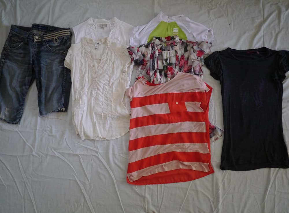 Other Tops Wardrobe Minimalism October 2015