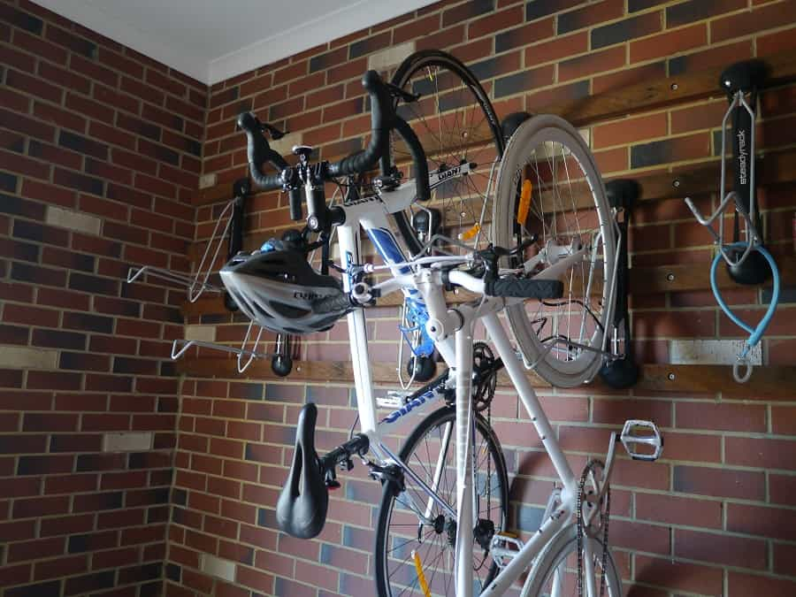 Bicycle Storage Shed Sustainable Home Green Swing