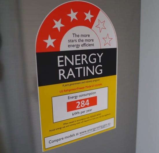 Fridge Energy Efficency Star Rating Treading My Own Path