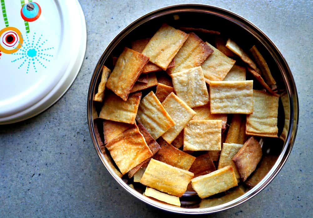 Sourdough Zero Waste Crackers FINAL