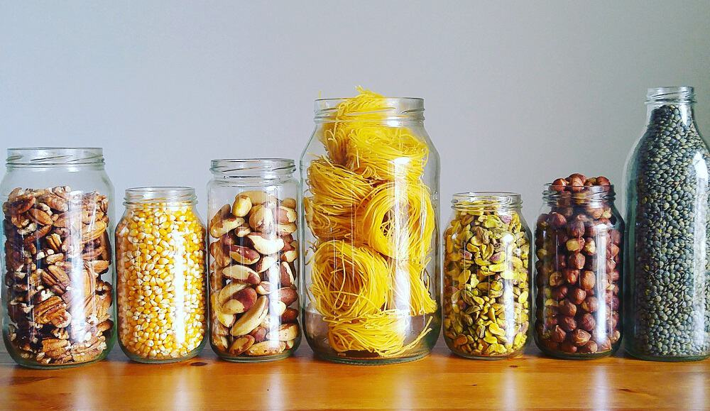Essentials for a Zero Waste Kitchen