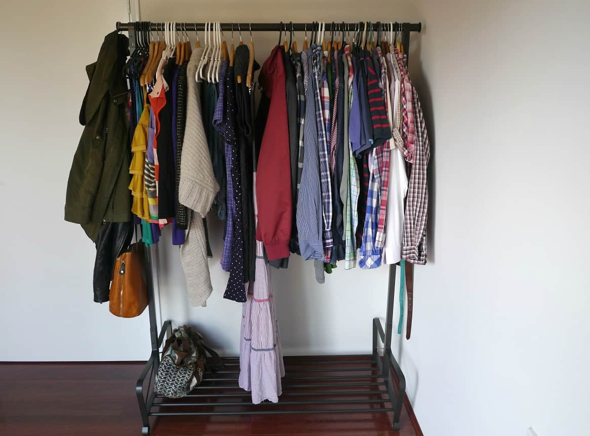 Wardrobe Decluttering August 2016 Treading My Own Path SML