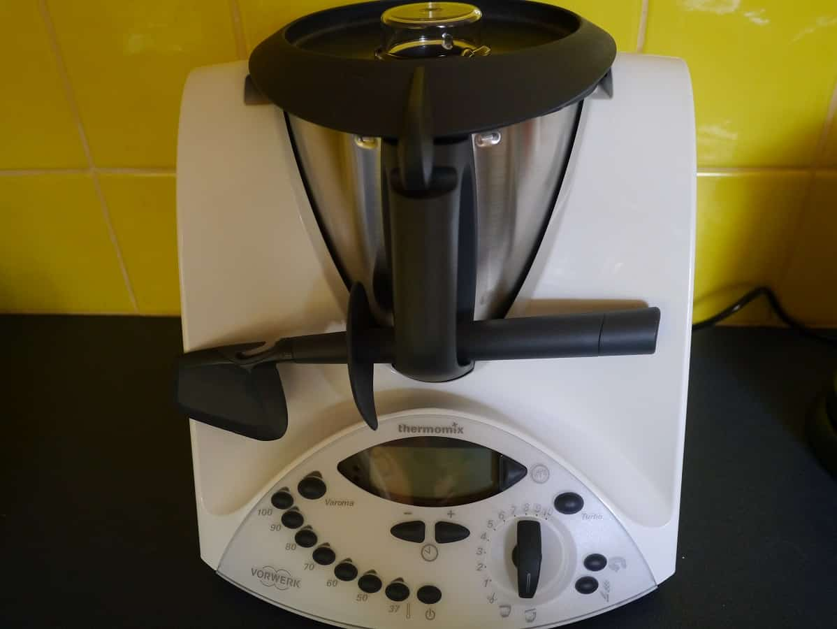 The kitchen gadget with a cult following – the Thermomix