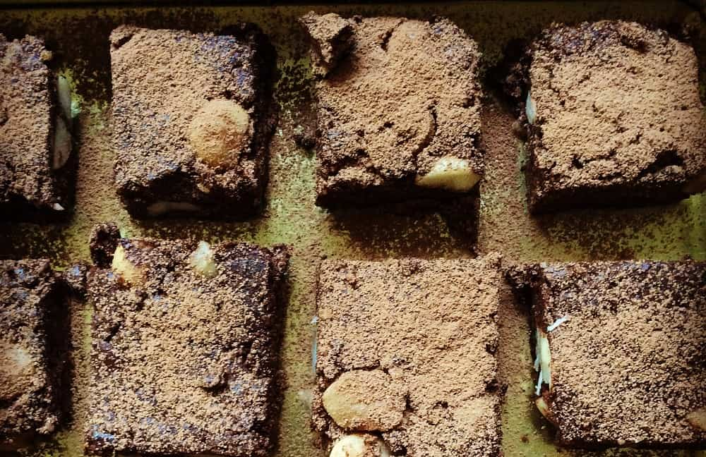 5 Ingredient Chocolate Brownie Recipe (No Baking Required)