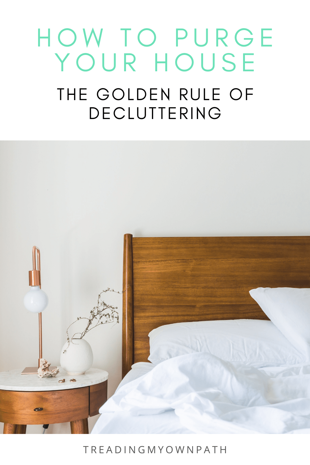 The One Golden Rule of Decluttering