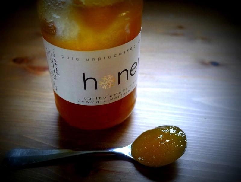 Honey jar pic