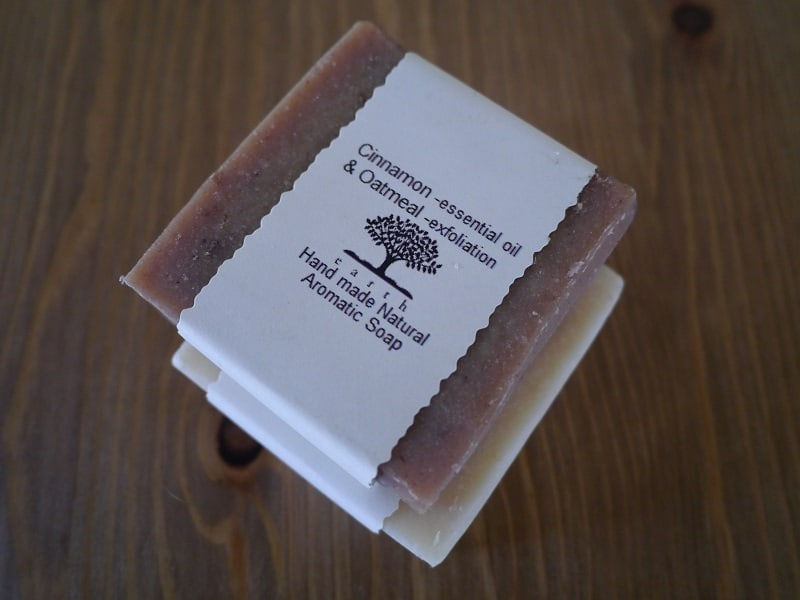 Natural Handmade Bar Soap