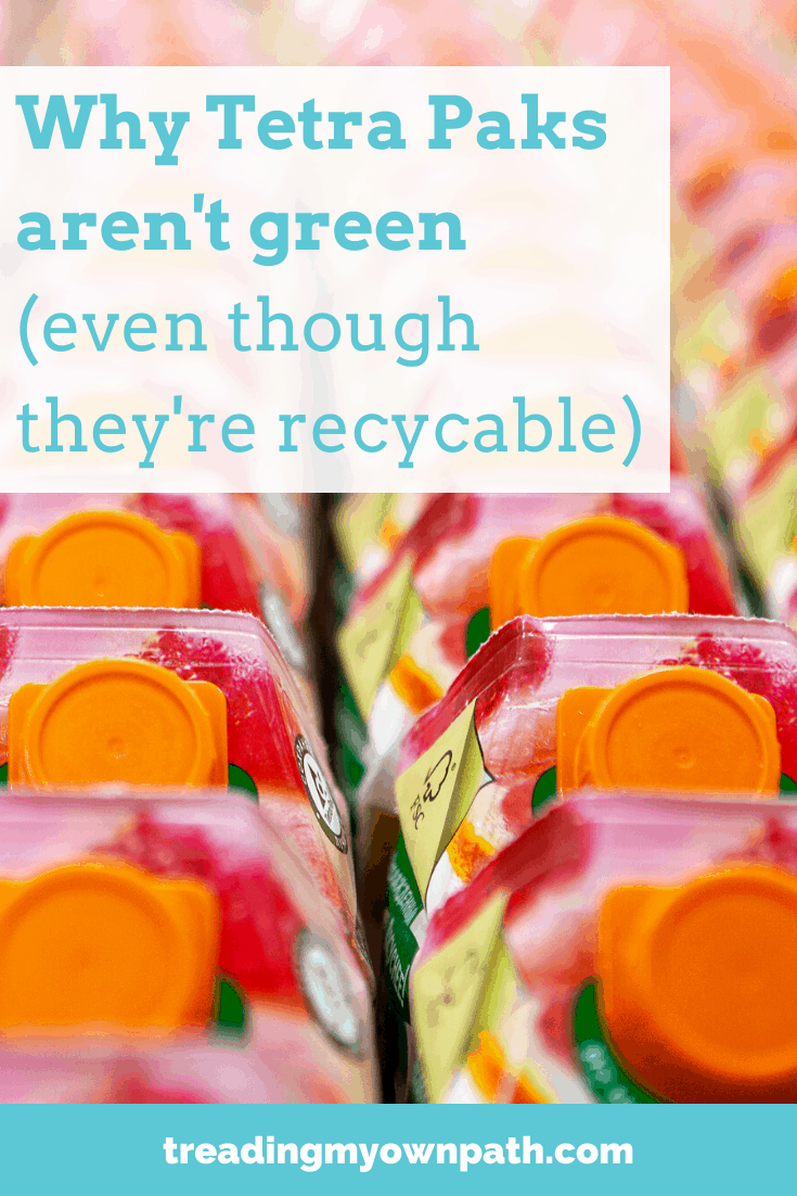 Why Tetra Paks aren\'t green (even though they\'re \'recyclable\')
