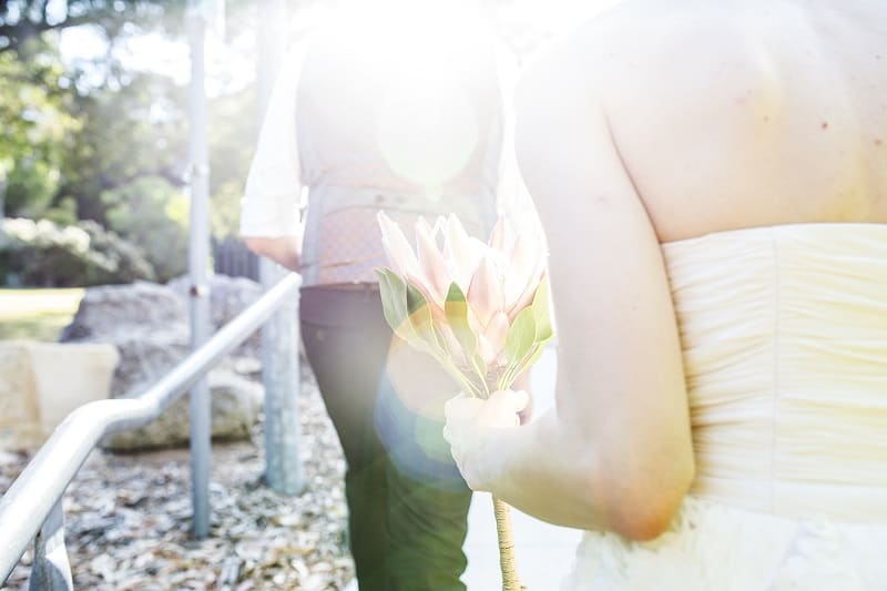 Our Simple, Sustainable Wedding (Part 2)