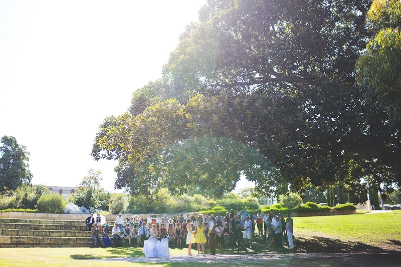 Wedding Ceremony Jabe Dodd Mosman Park