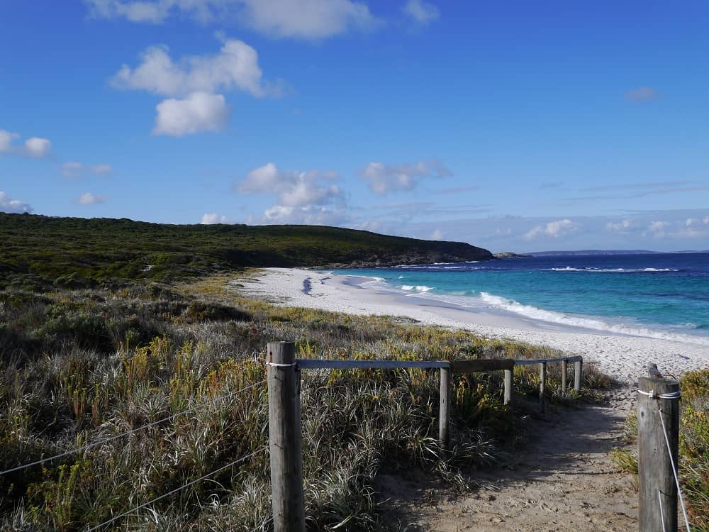 Beach at Bremer Bay