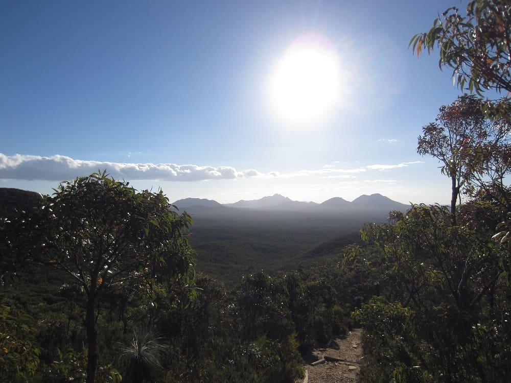 Bluff Knoll landscape