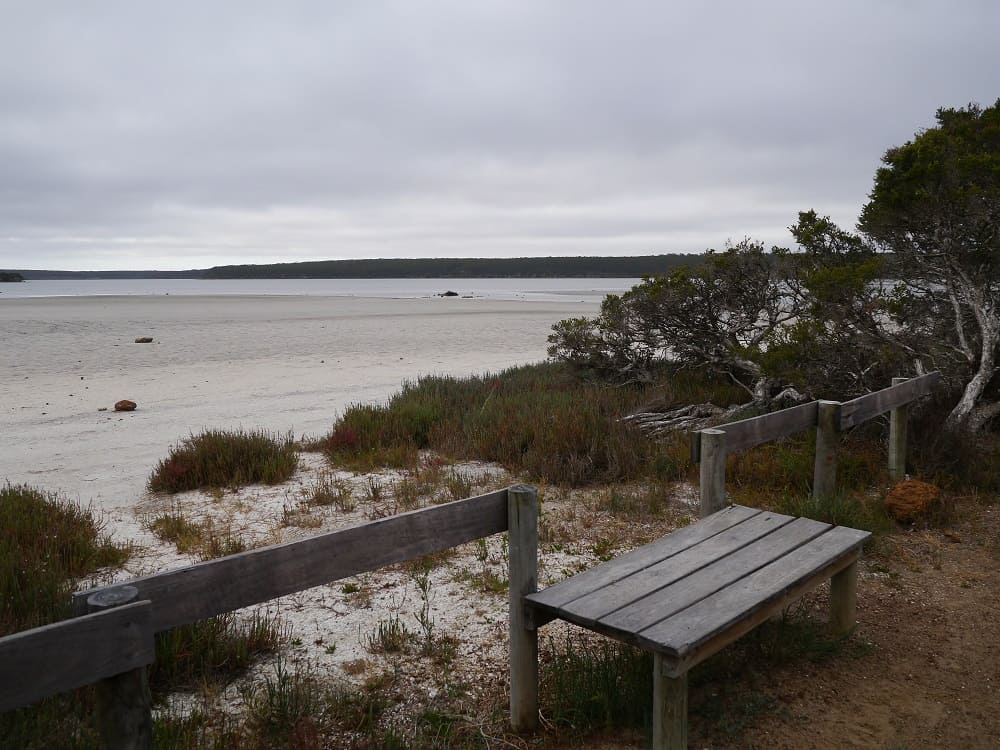 Bremer Bay Walk Bench