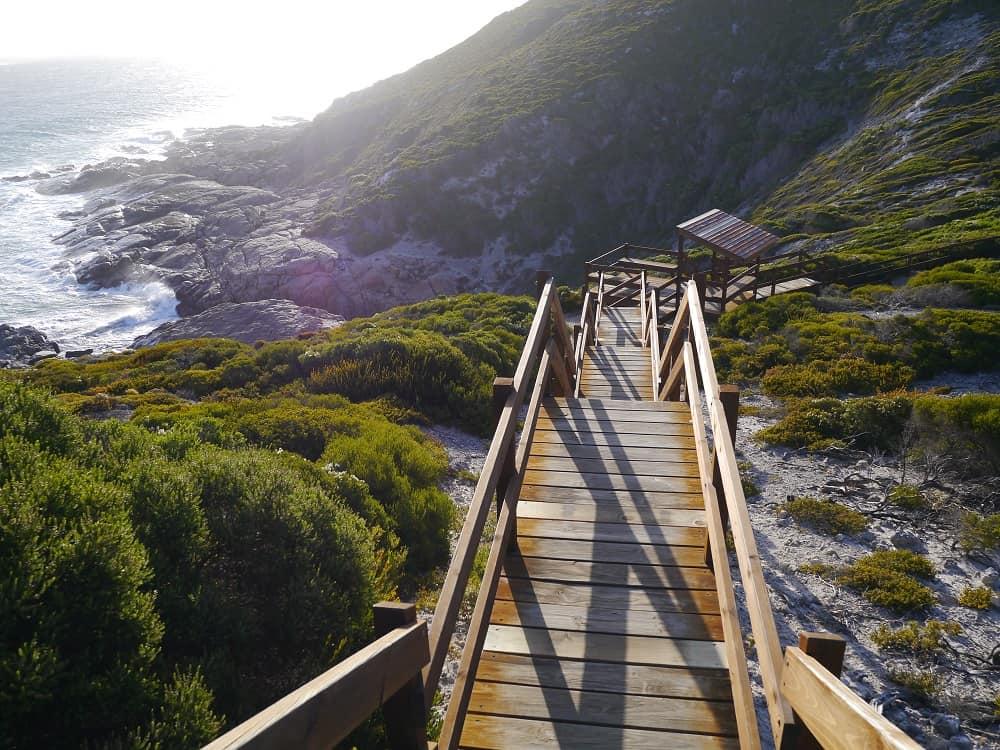 Tourist Drive Esperance WA Steps