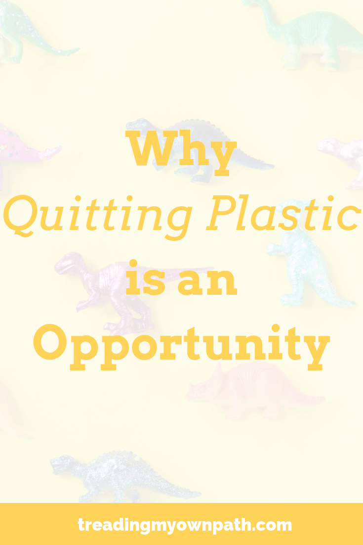 Why Quitting Plastic is an Opportunity