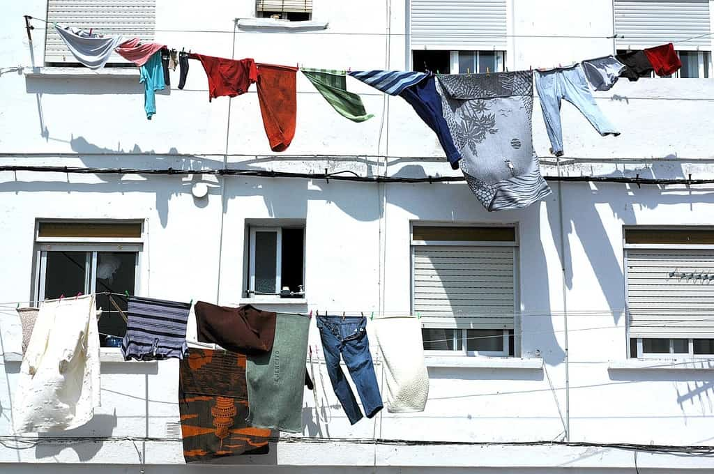 Laundry Day, Tarifa Peter Morgan via Flickr