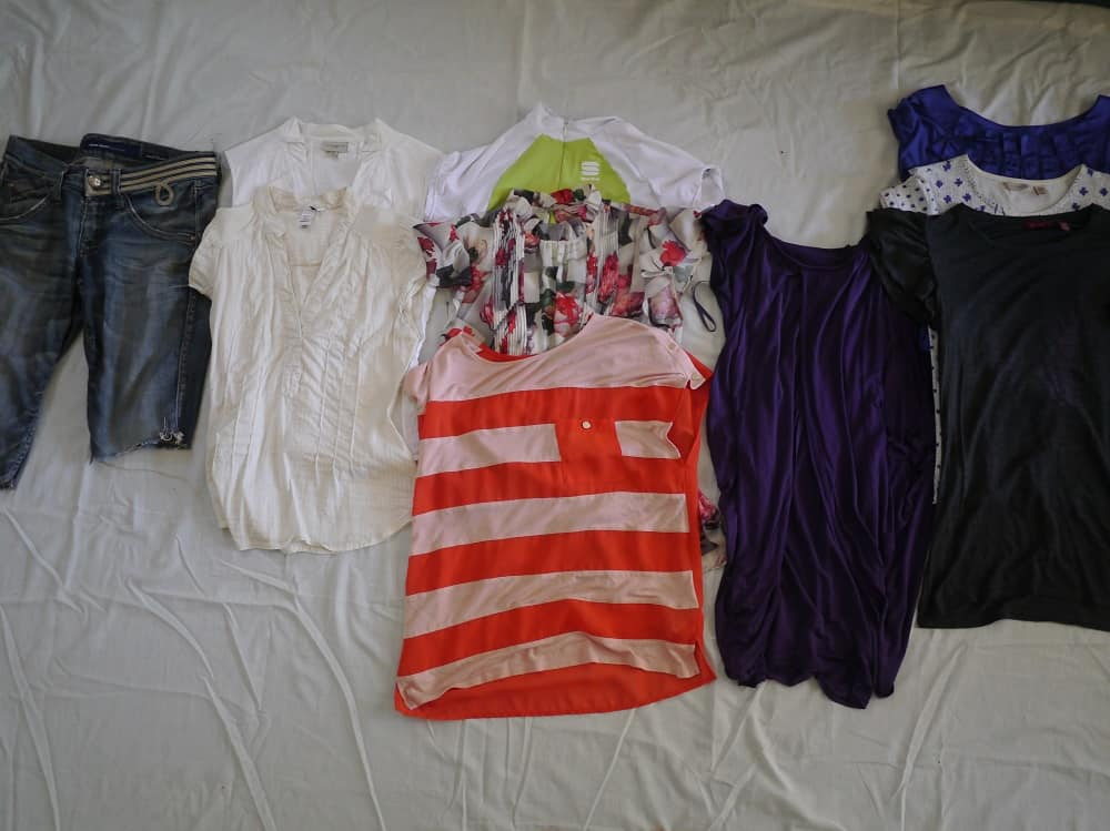 Other Tops Wardrobe Minimalism Pre Cull October 2015