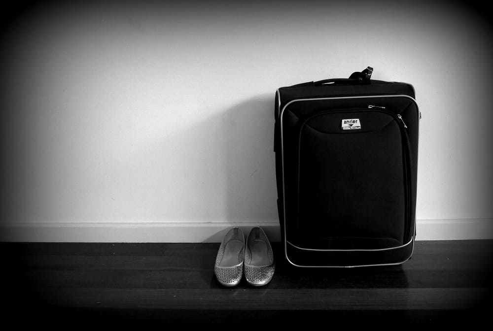 Suitcase Minimalism and 5 Things I've Learned