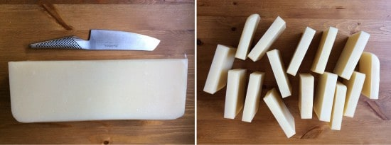 Bulk Soap Chopped Into Bars Zero Waste Natural Beauty Treading My Own Path