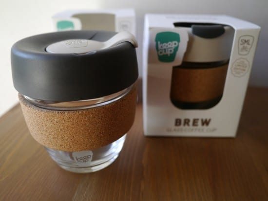 Glass KeepCup Treading My Own Path