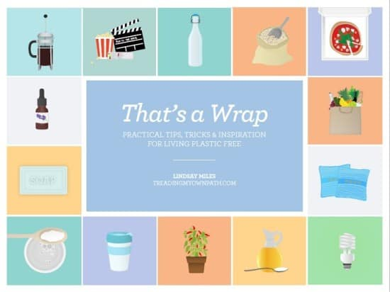 That's a Wrap Plastic-Free Living eGuide