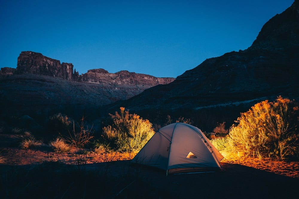 A Guide to Zero Waste Camping