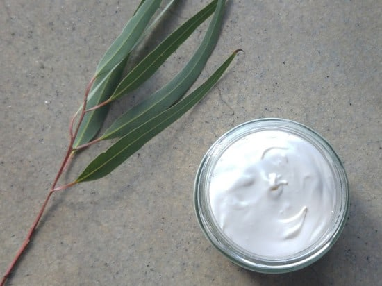 Zero Waste Plastic Free Sun Cream Sunscreen in Jar