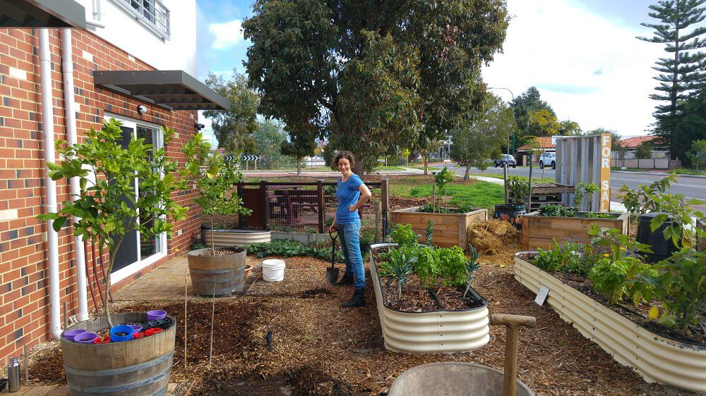 Lindsay Miles Treading My Own Path Zero Waste Gardening