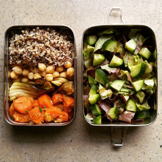 Zero Waste Lunchbox Stainless Steel