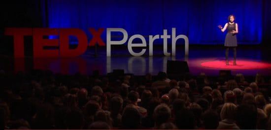 Tedx dating online in Perth