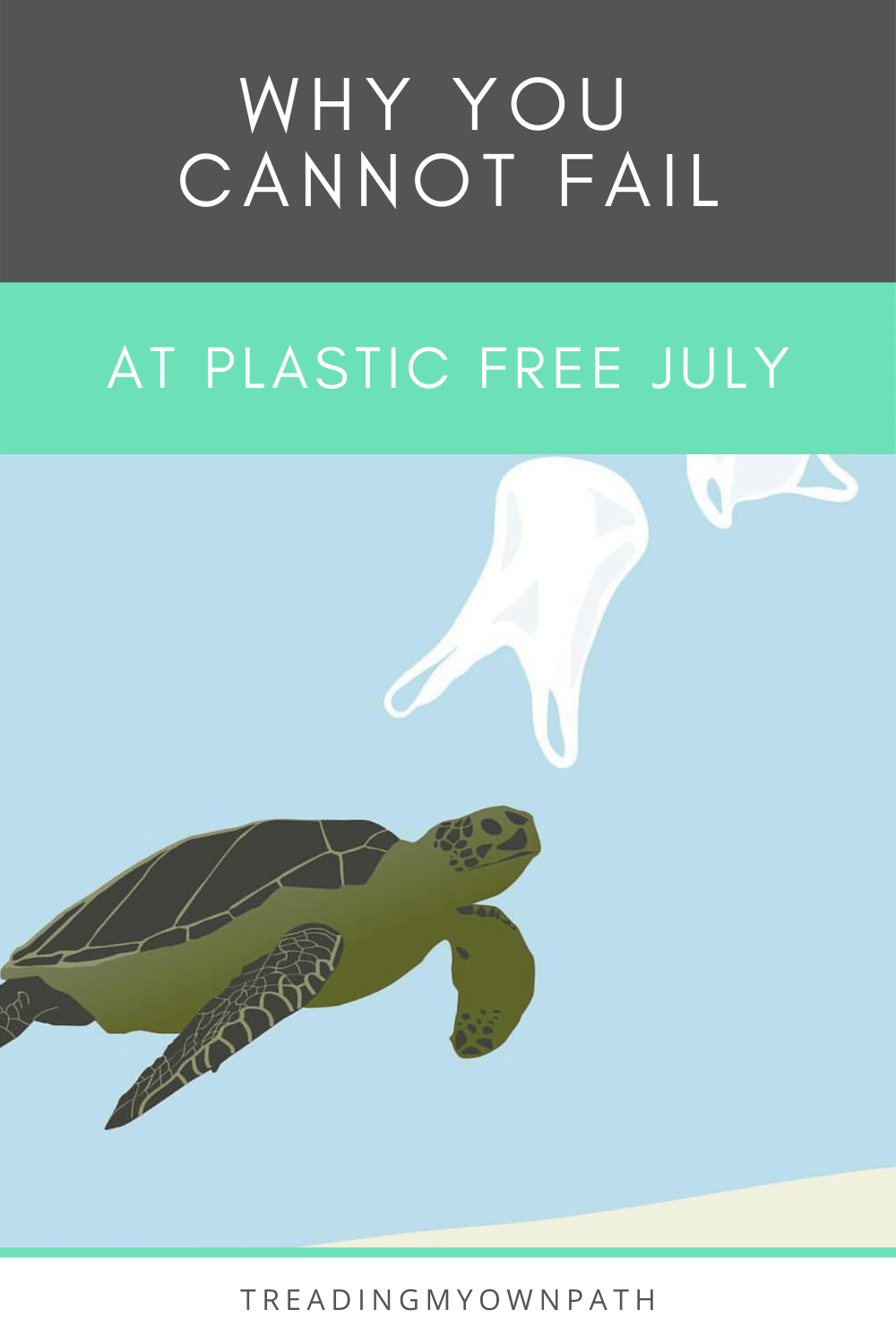 Why You Can\'t Fail at Plastic Free July