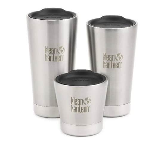 e9ab965be2 Save. Klean Kanteen produce insulated stainless steel tumblers ...