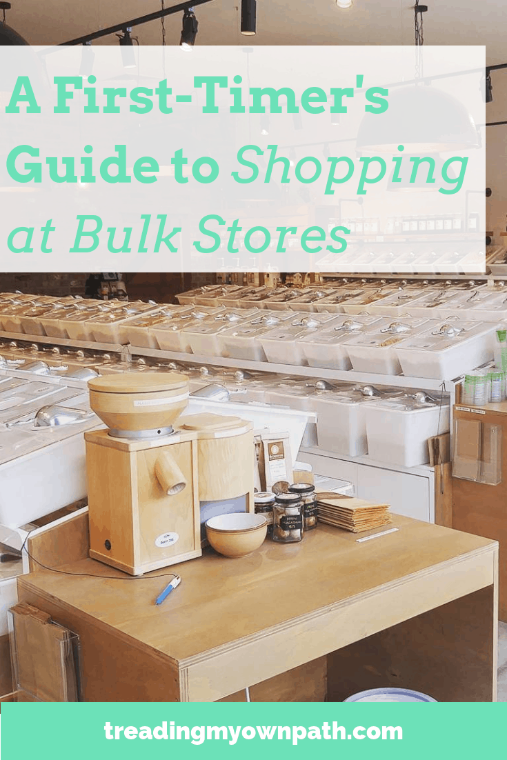 A First-Timer\'s Guide to Shopping at Bulk Stores