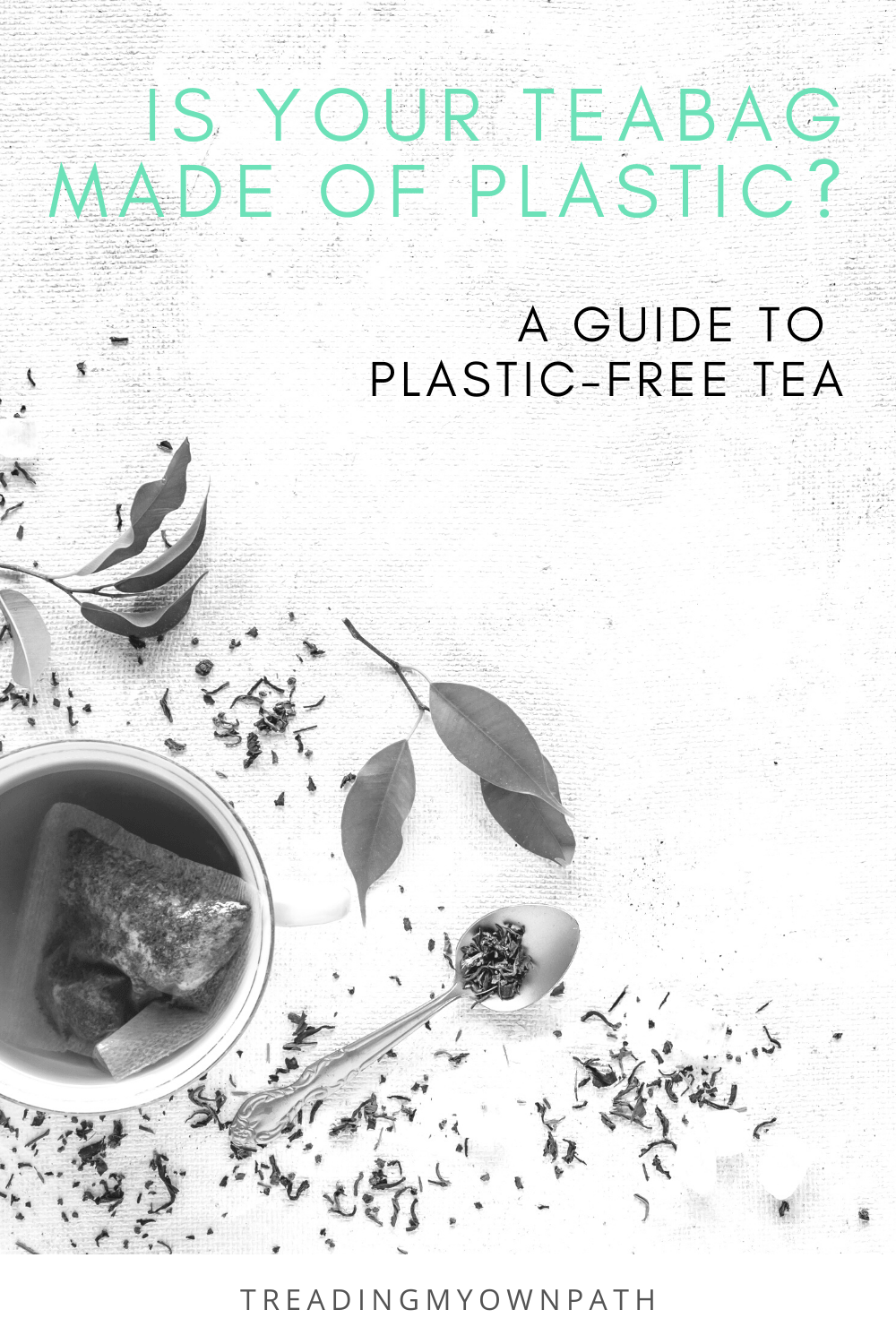 Is there plastic in your teabag?