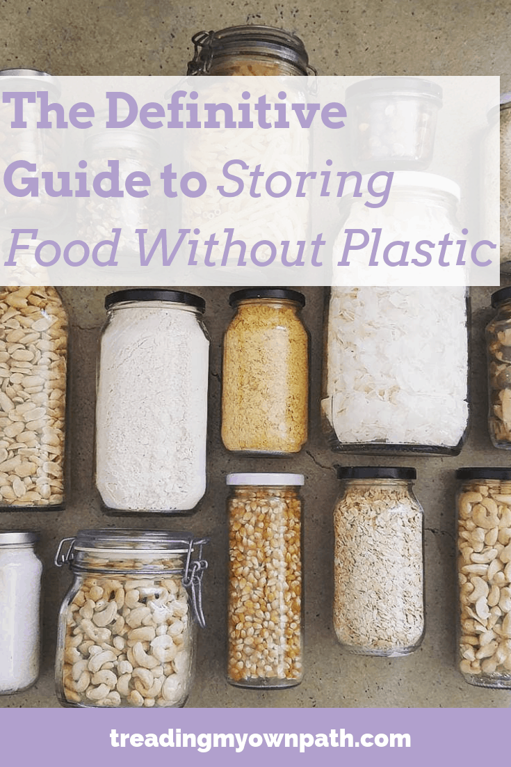 The Definitive Guide To Storing Food Without Plastic  3d363b57553ea