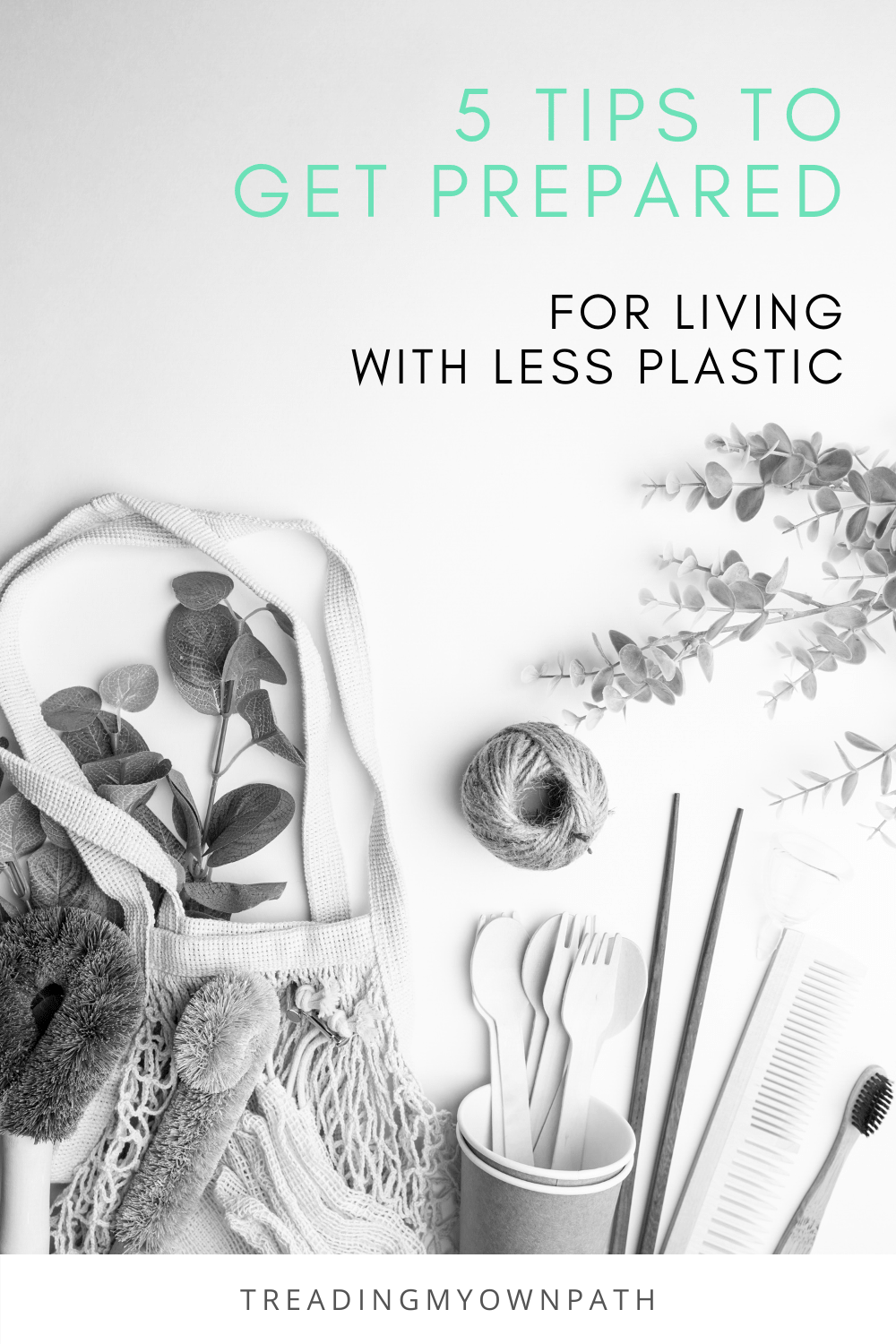 5 tips to get prepped for Plastic Free July (and living with less plastic)