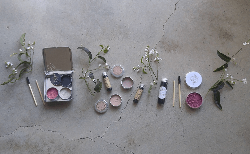 Zero Waste and Plastic-Free Make-Up Options