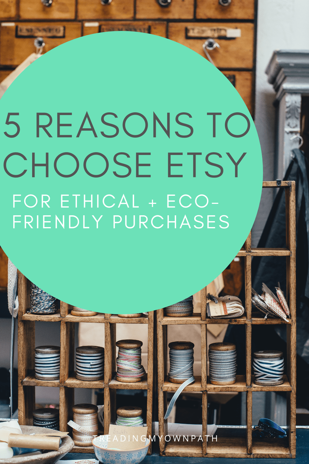 5 Reasons to Choose Etsy for Ethical + Eco-Friendly Purchases