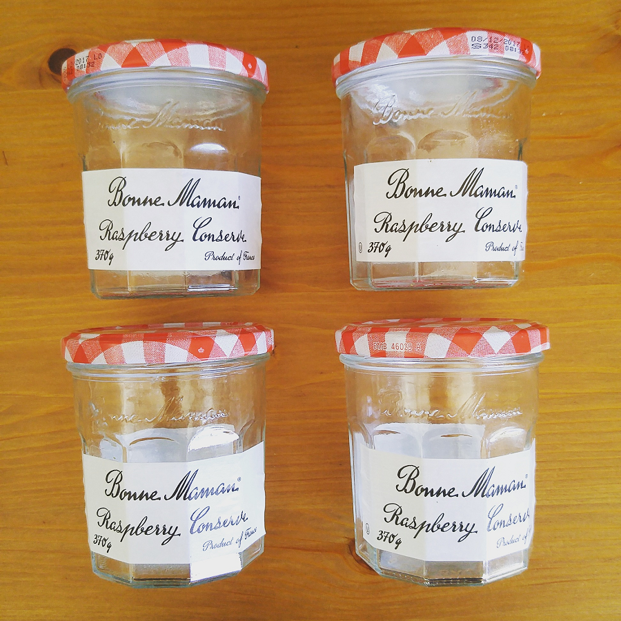How To Freeze Food In Glass Jars Defrost It Safely Treading My Own Path Less Waste Less Stuff Sustainable Living